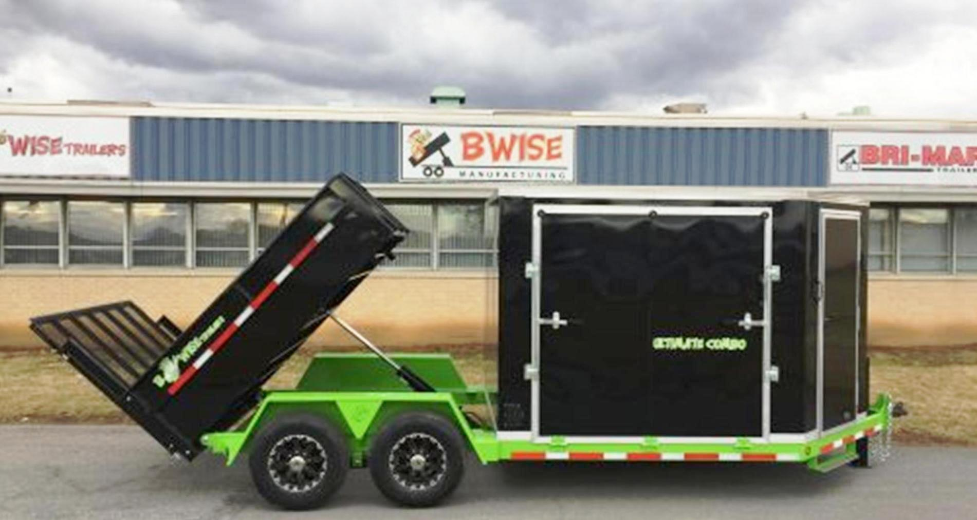Bri-Mar and BWise Trailers